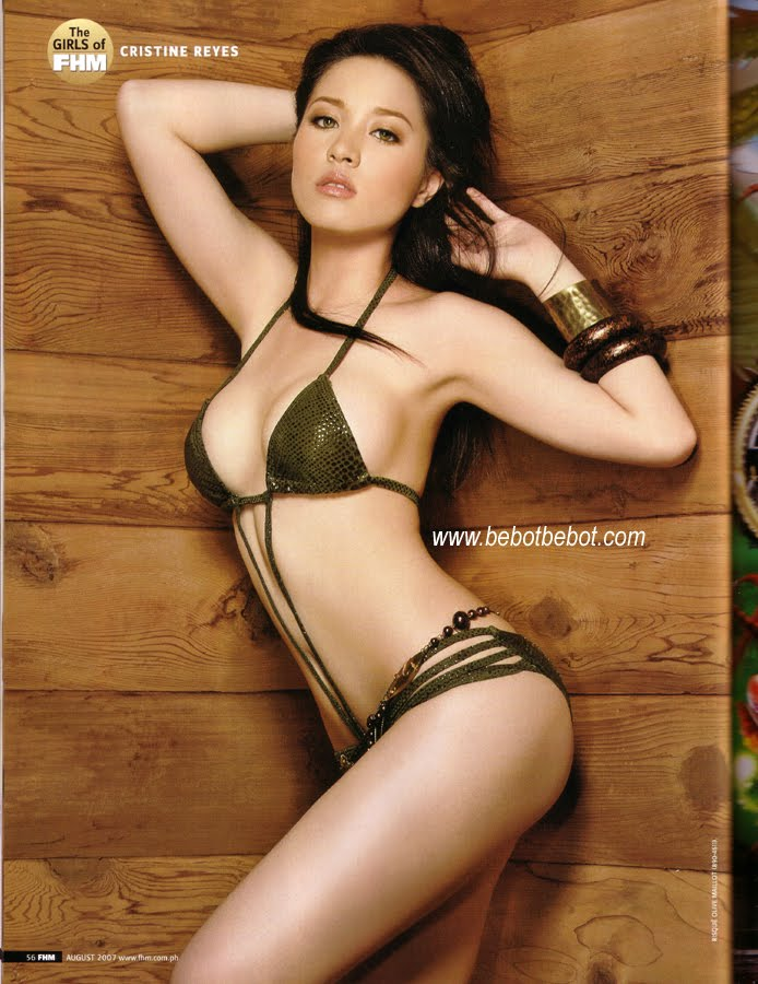 Ideal answer Cristine reyes with his pussy concurrence