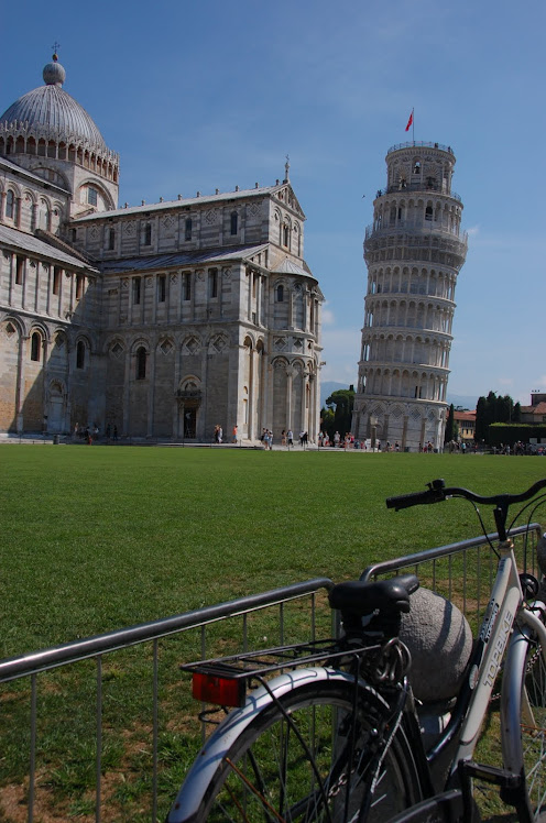 italy and the bikes