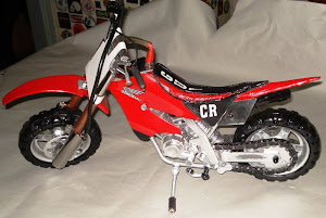 Miniatura: CR Honda