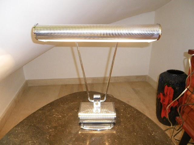 les lampes a benoit lampes ann es 40 50. Black Bedroom Furniture Sets. Home Design Ideas