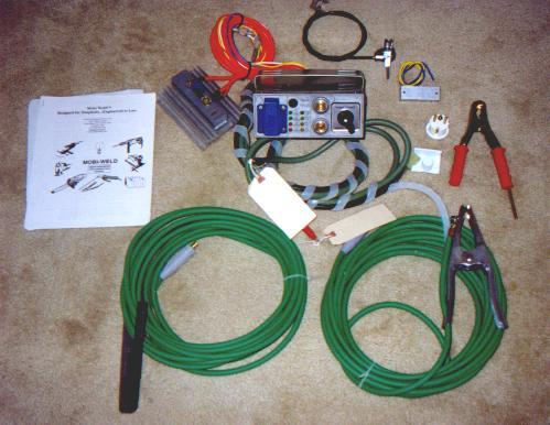 lincoln dc 600 parts manual