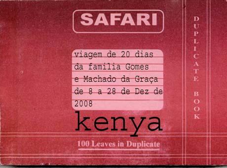 Wakati in Kenya