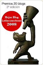 Mejor blog Latinoamericano 2008
