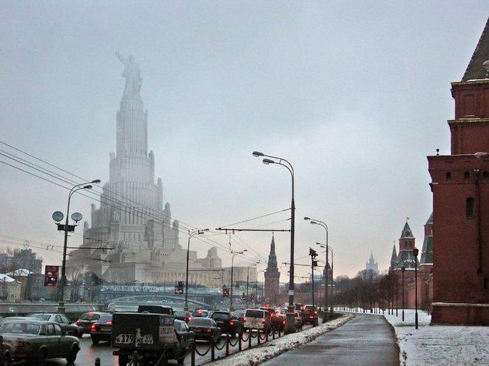 Nueva Moscu de Stalin ,arquitectura Sovietica 9535098_10_tn