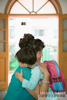 Hari Pertama Sekolah : Persiapan Mental Anak