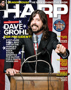 Foo Fighter in the White House ?