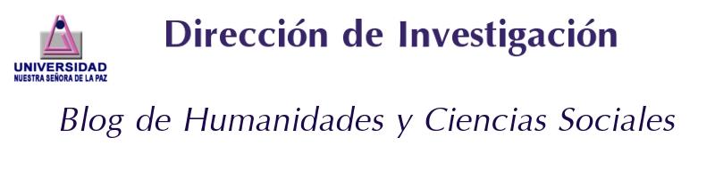 Blog de Humanidades y Ciencias Sociales