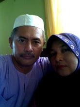 mak dan abah tercinta ♥