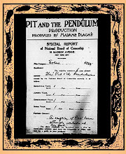 PIT AND THE PENDULUM ALICE GUY