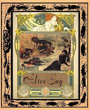 """Mythe de la voiture dans le cinema d'Alice Guy """"La Terroriste"""""""