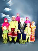 Ahli Keluaga Anak&Isteri Ust Jamnul Azizul Rahim