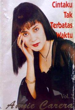 """Music 90'an: ANIE CARERA """"CINTAKU TAK TERBATAS WAKTU"""" (1995)"""