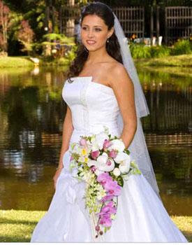 Para la experiencia de novia extranjera