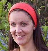 Fold a bandana into a headband