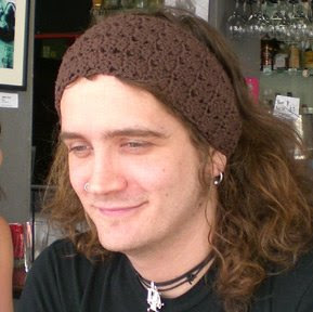 headband for men, crochet pattern