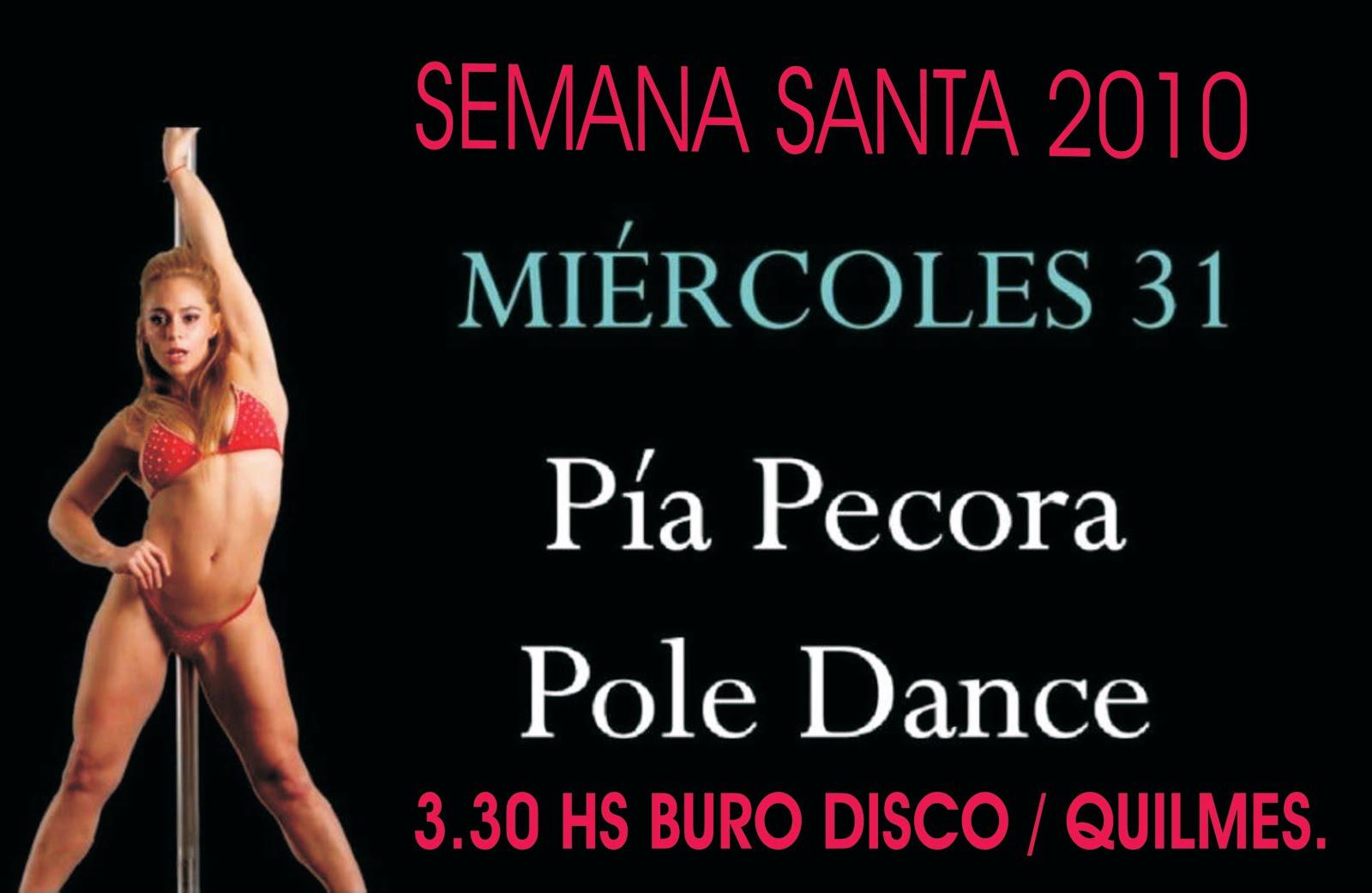 Poledance shows clases baile del ca o la reina del for Buro quilmes