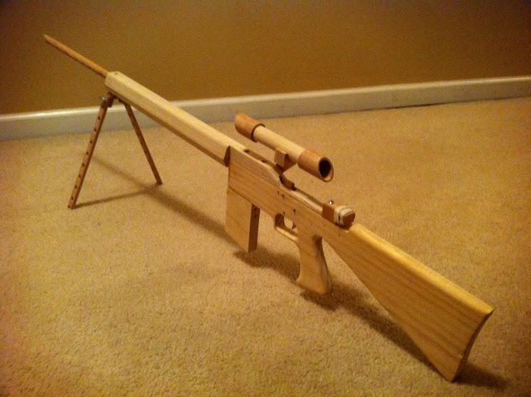 M16 Sniper Conversion
