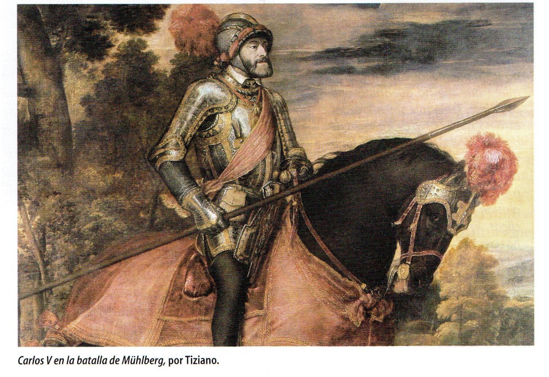 historia del siglo xvi: