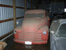 51 chev truck its for sale
