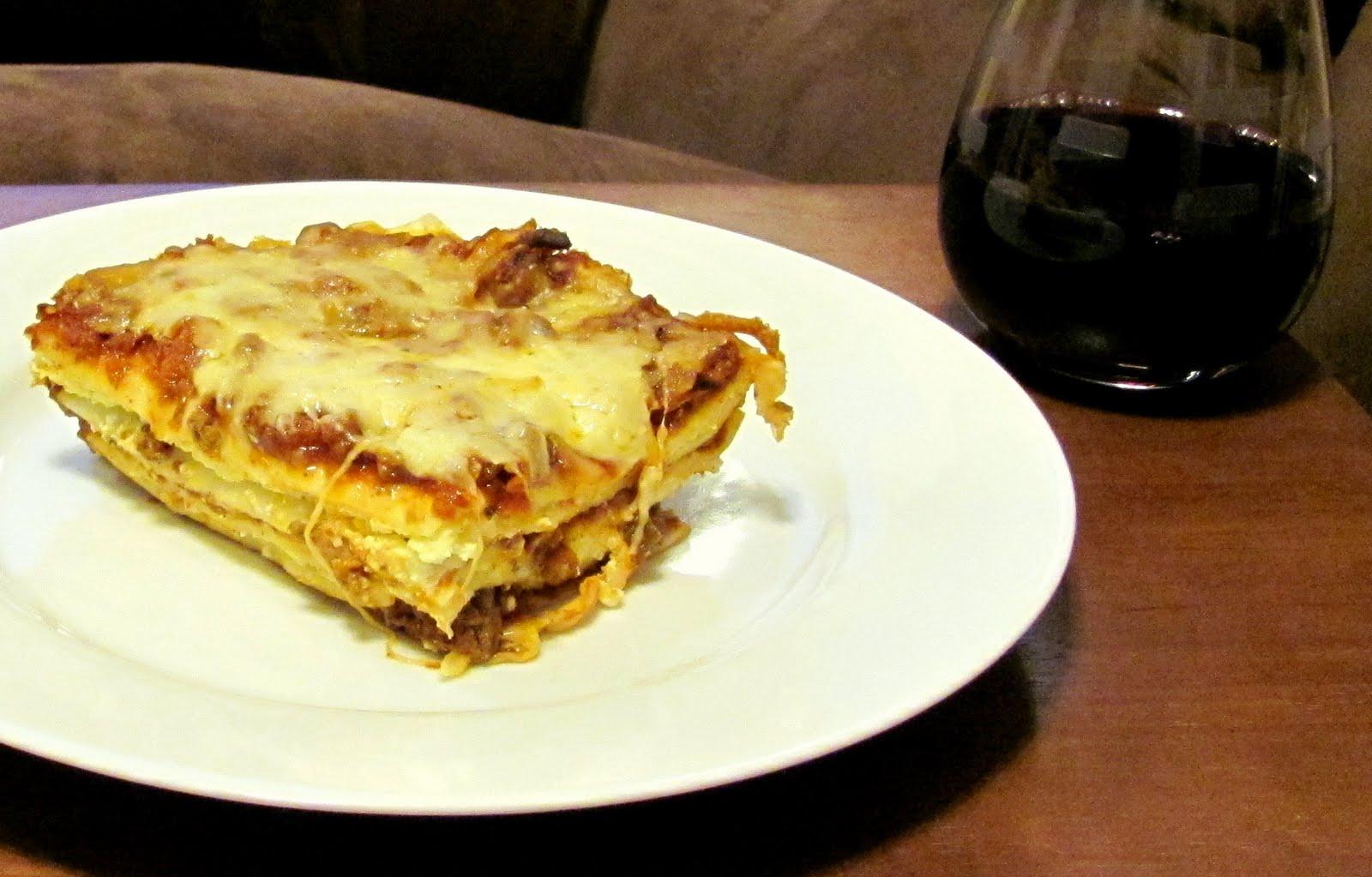 Joel's Food: Tex-Mex Lasagna