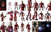 Iron Man Mark 3 Battle Damage 12inch collector's figure (ironman collage)