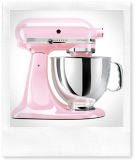 Enter to win a Kitchen Aid Mixer Contest