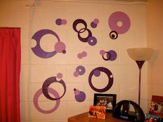 Beauty4Moms wall art decal giveaway