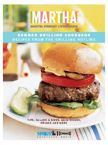 Free downloadable Martha Stewart Grilling Cookbook