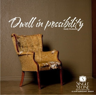 Dwell in Possibility Emily Dickens