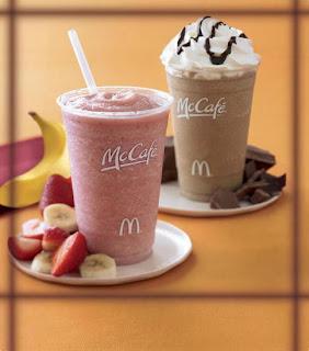 McDonalds McCafe Free