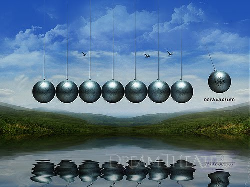 Aie Zhiterue: Wallpaper Dream Theater