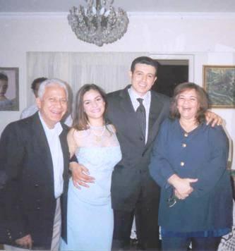 Farouk, Nadine, Mohsen, Yasmine