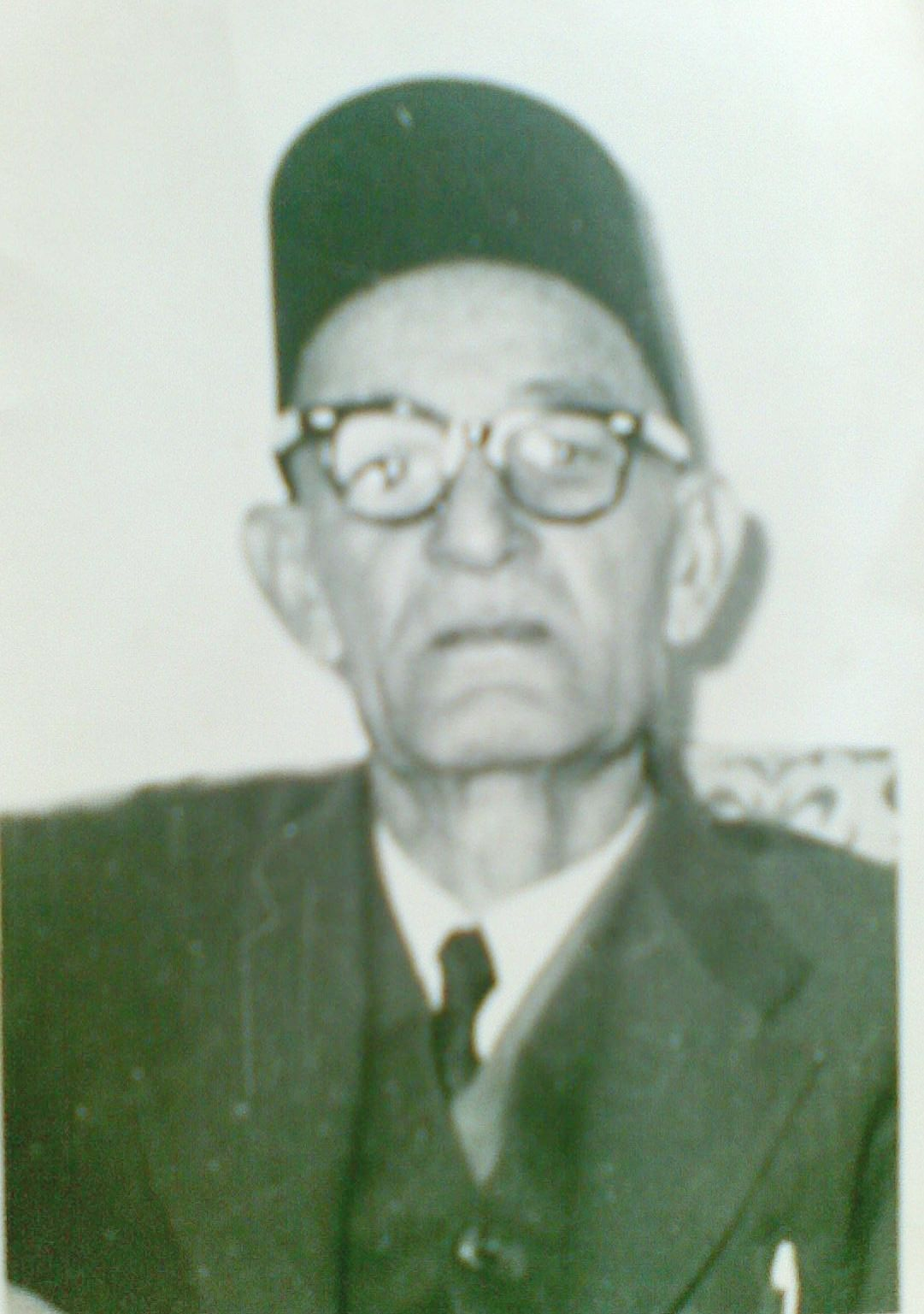 Grandfather Aly Beq Nassef