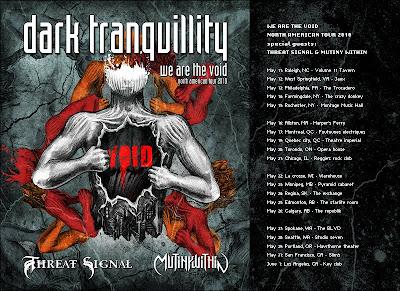 Dark Tranquillity i USA