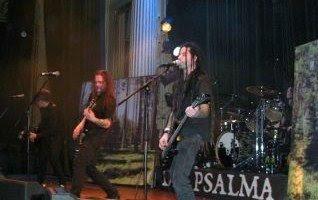 Dia Psalma, Nalen november 2007