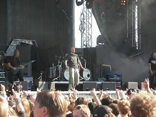 MESHUGGAH, Metaltown 2009