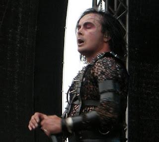 Dani Filth, Sonisphere 2009