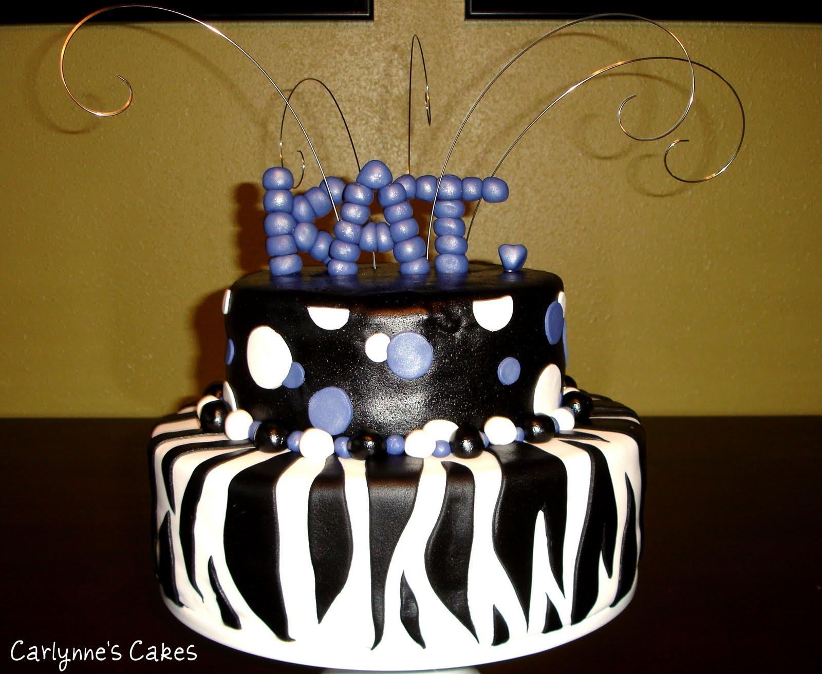 how to make a pretend birthday cake