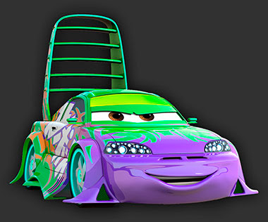 cars movie characters wingo.