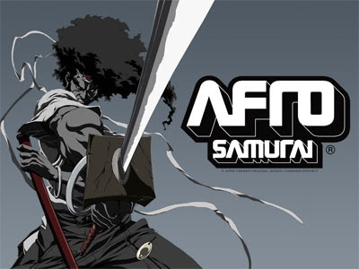 Label: Afro Samurai