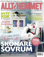 Inredningsreportage/Allt i hemmet