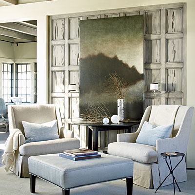 The Coastal View - Beach Decor and Coastal Style: A Light Touch