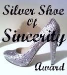 Silver Shoe of Sincertiy