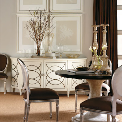 Dining Room on Atelier Dining Room Featuring Atelier Display Cabinet Parc Table
