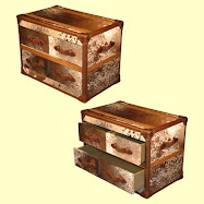Cowhide Chests and other Cool Stuff