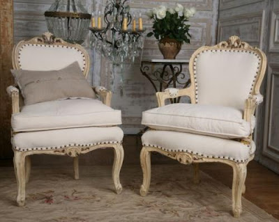 Cream Antique Furniture on Covington Design  Gorgeous French Antique   Vintage Furniture