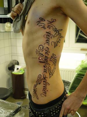 Otras Frases Mas Chinas En Tatuajes Chinos Los Mejores Tattoo