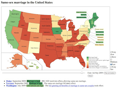Color Coded Map Of Usa.Marriage Equality Maps Same Sex Marriage Gay Marriage Legal