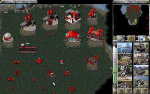 Command and Conquer: Red Alert pc