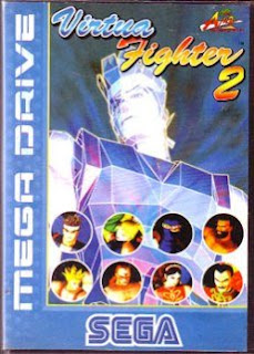 virtua fighter 2 mega drive